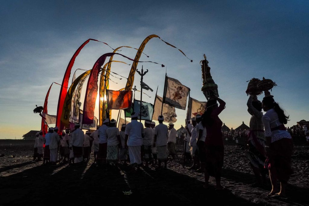 Are you afraid of silence? A note on Nyepi Day