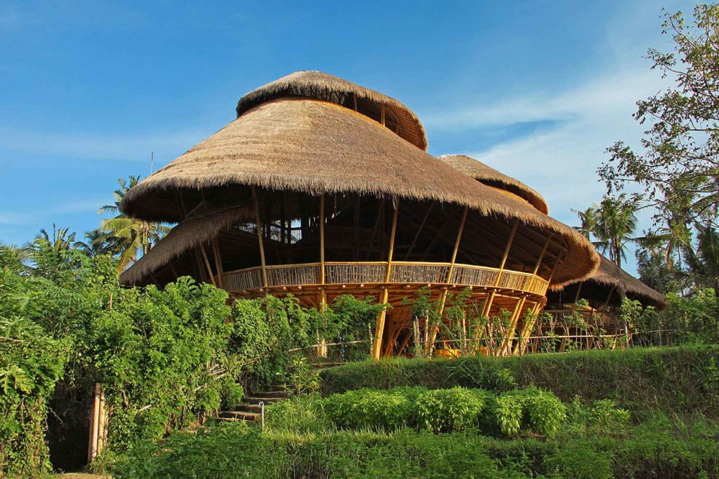 Green School – The school of the future in the Balinese jungle