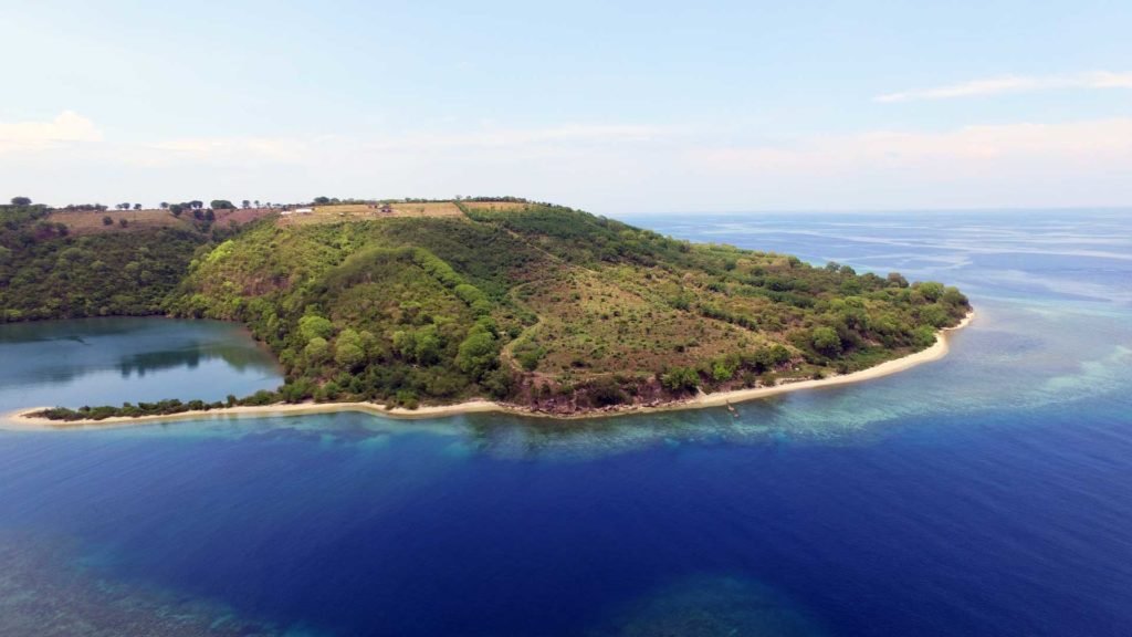 An untapped Indonesian island that invites for adventure