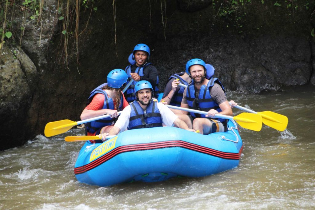 Dojo's Day of Adrenaline – White Water Rafting and ATV Biking
