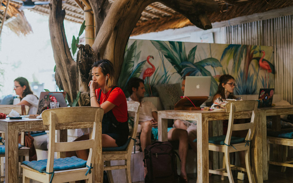 Finding Peace in Remote Work
